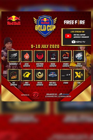 gold cup mlbb
